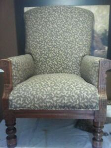 Upholstery Services - Wing Chairs Kitchener / Waterloo Kitchener Area image 4