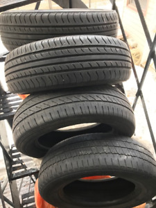 4 Summer Tires  , P185/60R14