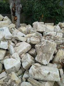 Over 110 Sandstone Blocks in various shapes and sizes Willoughby Willoughby Area Preview