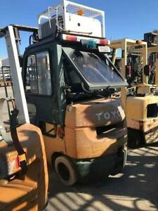 Used forklifts, not running, suitable for wrecking or re-build Malaga Swan Area Preview