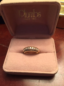 14 kt Diamond Ring