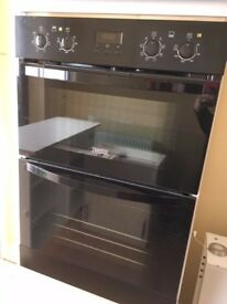NEW Appliance Package Induction hob, extractor, double oven, fridge freezer