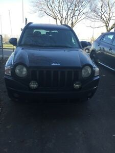 2008 Jeep Compass Sport Off Road SUV, Crossover