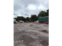 yard/transport yard/operating centre available for rent in whitchurch bristol.