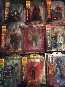 Rare Marvel Selects