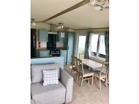 EXCELLENT STATIC CARAVAN FOR SALE WHITLEY BAY HOLIDAY PARK COASTAL LOCATION SITE FEES UNTIL 2019