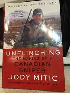 UNFLINCHING...The Making of a Canadian Sniper