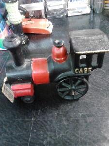 Cast Iron train engine