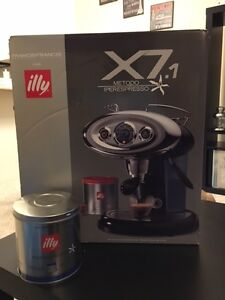 Top of the line Espresso Machine