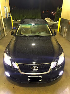 2009 Lexus GS GS350 AWD Sedan