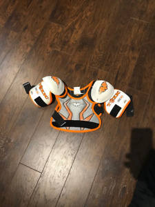 Hockey Shoulder pads Youth small