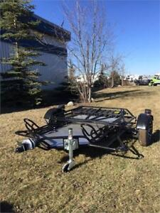 Marlon 2 or 3 place Motorcycle Trailer Now At BOS