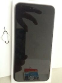 Very good Condition iPhone 6 Plus 128gb Silver Unlocked to All Networks