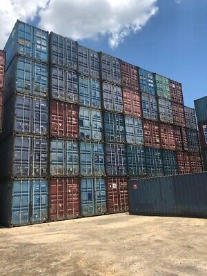 40ft 40ft Hc 45ft Used Shipping Containers We Deliver