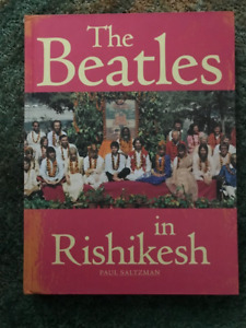 The Beatles in Rishikish Gently Used Book - RARE