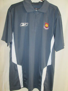 West-Ham-United-Training-Leisure-Football-Shirt-Size-Small-16274