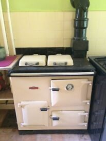 Rayburn Royal Gas Fired Cooker Model G33n