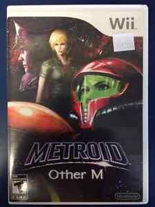 Wii Metroid Other M