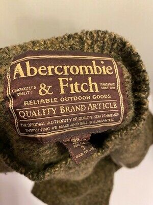 Abercrombie & Fitch Crewneck Small Men's S