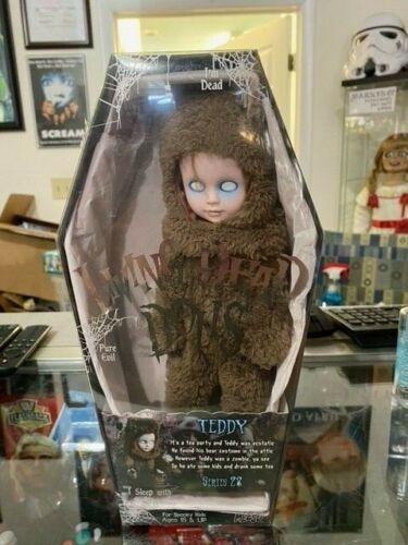Mezco Living Dead Dolls - Teddy Series 23 opened/complete