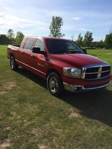 2006 DODGE RAM 1500 MEGA CAB P/U PARTING OUT