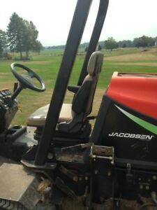 2010 Jacobson Ride On Mower