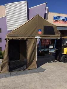 TOP DOG Roof-Top Tent, with 7ft floor - as new, ex-display model Pakenham Cardinia Area Preview