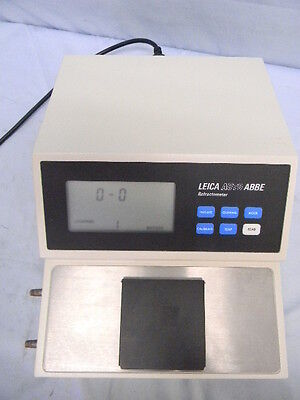Leica 10500-802 Auto Abbe Refractometer