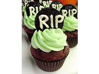 HALLOWEEN SWEETS, CAKES, CUPCAKES,COOKIES. LOCAL, FRESHLY BAKED ALWAYS ON TIME