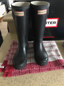 Hunter Boots Girls Size 1
