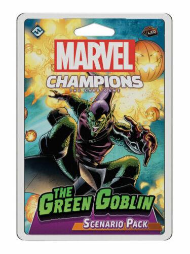 Asmodee - Marvel Champions LCG: The Green Goblin Scenario Pack Sealed