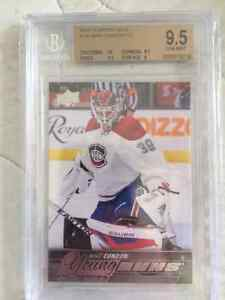 Graded NHL hockey cards rookies West Island Greater Montréal image 2