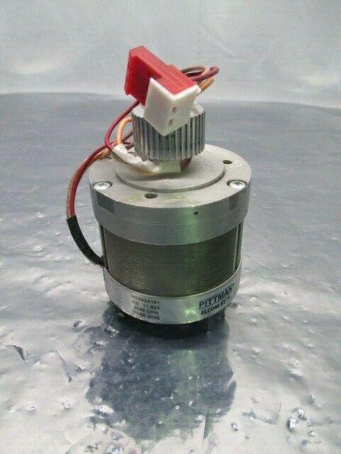 Pittman N2342A181 DC Motor w/ Asyst 90325-124, 100489