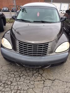 Chrysler PT Cruiser 2001 Excellent Condition ONLY 76,000 Km's