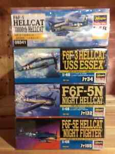 Model Aircraft Kits