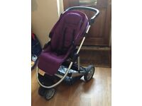 Mamas & Papas Zoom Pushchair package very good condition