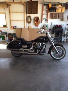 2006 Yamaha Road Star (Midnight Silverado) $6500.00