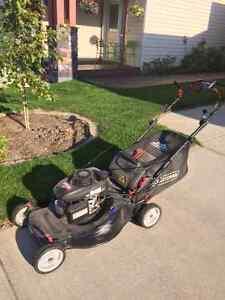 Lawnmower, Honda engine