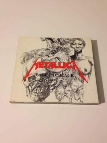 METALLICA - Fade To Black (2CD Bootleg-digipack)