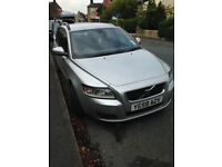 Volvo V50 Drive 1.6 Diesel - Turbo fault, *car for spares or repair only*
