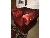 Great Chesterfield Armchair
