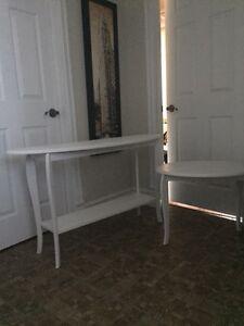 Tables de salon + divers à vendre