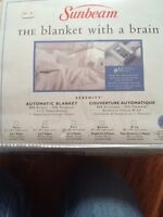 Sunbeam - the blanket with a brain.