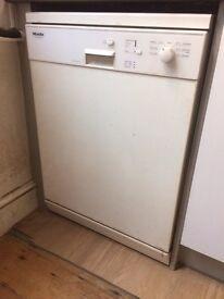 Miele dishwasher