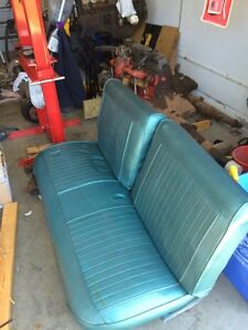 1964 Ford Falcon front Bench seat.