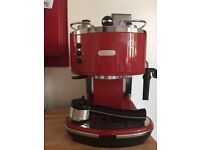 De'Longhi Icona Vintage Traditional Pump Espresso Coffee Machine