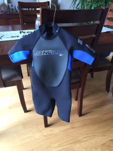 Boys O'Neil Wet Suit - Size 6