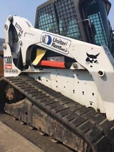 2010 Bobcat T300 lease to own $649