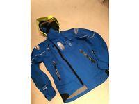 Henri Lloyd Men's Elite GORE-TEX Pro Sailing Jacket Size M