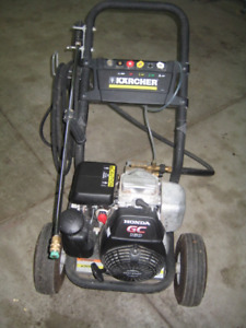KARCHER Commercial Pressure washer